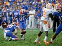Florida Gators Kicker AP