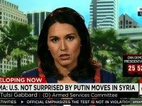 Dem Rep Gabbard: Syria Strategy 'Very Confusing,' 'There's No Clarity'