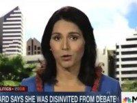 Gabbard on DNC Chair Denying Banning Her From Debate: 'That's Just Not True'