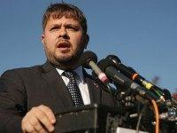 Representative-elect Ruben Gallego (D-AZ) joins veterans, servicemembers and aspiring recruits to call on Congress and President Barack Obama to move forward with immigration reform at the U.S. Capitol November 12, 2014 in Washington, DC. The news conference participants called on Obama to 'go bold and go big' and to use …
