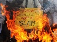 INDIA-US-ISLAM-PROTEST