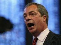 WATCH: Farage Blasts Hollande, Merkel on 'Stampede' of 'Aggressive, Male, Economic Migrants'