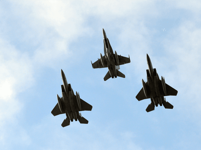 U.S. Fighter Jet Crashes