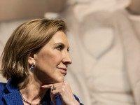 GOP Republican Candidate Carly Fiorina Campaigns In South Carolina