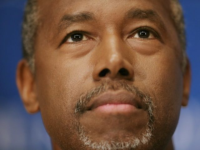 Ben Carson Discusses His New Book At National Press Club Event In Washington