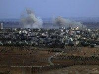 Israel Strikes Syrian Positions, Tanks After Mortars Land in Golan Heights