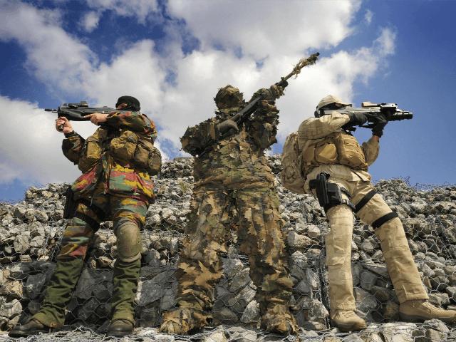 Belgian Military Base