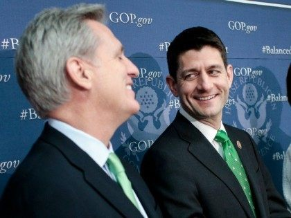Kevin McCarthy: Government Shutdown Over Planned Parenthood Unlikely