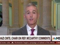 Gowdy to McCarthy on Benghazi Committee Remarks: 'You're Wrong'