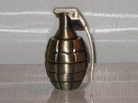 Grenade (Pat Pilon / Flickr / CC)