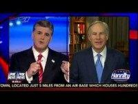 Hannity - Abbott - Fox News Screenshot