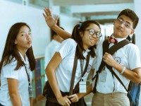 High School nerds (Bro. Jeffrey Pioquinto, SJ / Flickr / CC / Cropped)