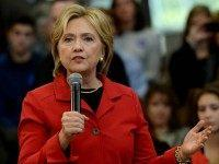 Hillary Clinton Pledges Gun Control By Executive Action