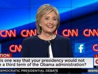 Hillary: I'm An Outsider and Different From Obama Because I'm a Woman