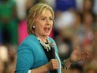 Hillary Clinton's Online Backup Service Was Concerned About Security Gaps