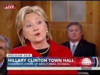 'Angry' Hillary Declares Benghazi Committee 'Not Appropriate'