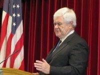 Newt Gingrich (Michelle Moons / Breitbart News)