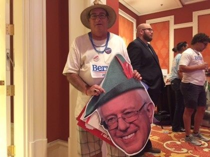 Bernie Sanders' Supporters Champion Sanders As Robin Hood