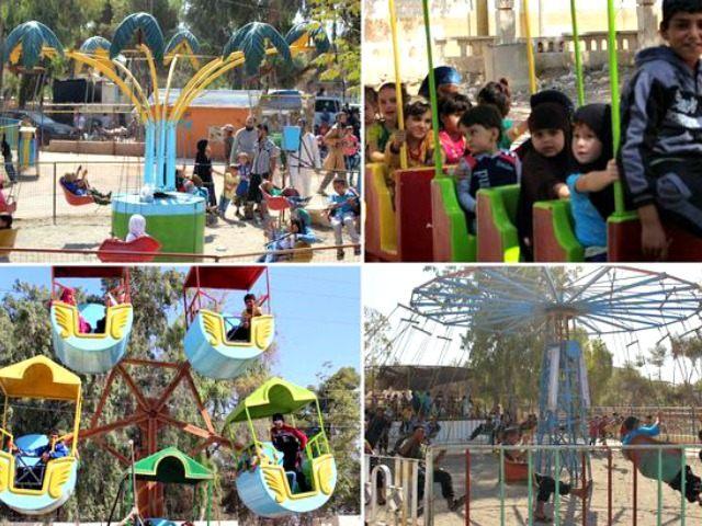 ISIS Theme Park