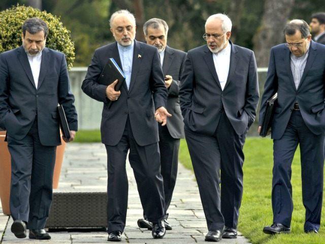 Iran Saudi Talks AP