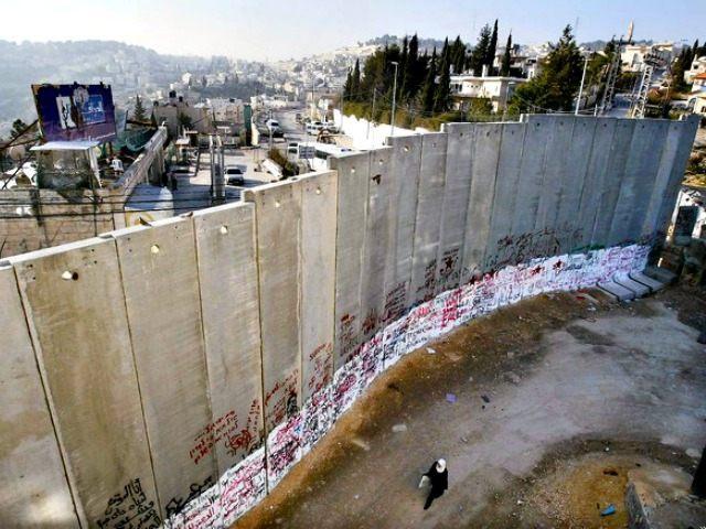 Israel Wall APKevin Frayer