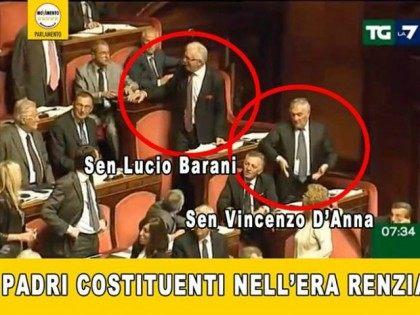 Italian Parliament Getty