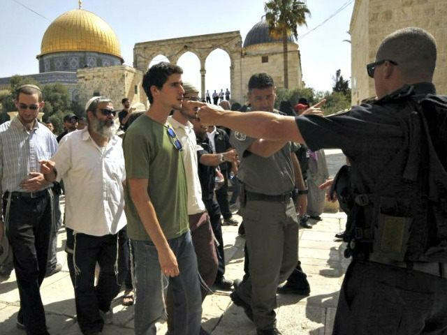 "TEL AVIV - An Israeli court on Monday ruled that Jewish visitors to Jerusalem's Temple Mount compound may chant ""Am Yisrael Chai"" (""The people of Israel live""), since it constitutes a patriotic exclamation rather than a religious prayer and is therefore not in violation of the ban on uttering Jewish prayers at the holy site."
