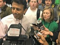 Jindal in Iowa Breitbart News Alex Swoyer