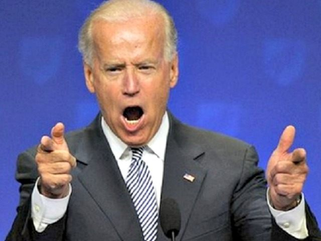 Joe Biden Finger Guns