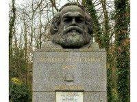 Karl Marx Grave Public Domain
