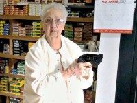 Carolyn Kellim gunstore owner
