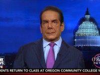 Krauthammer: Obama Has 'Adolescent' 'Fantasy' On Foreign Policy, View of History Justifies Inaction