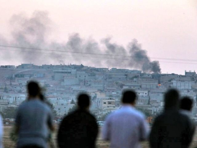 Kurds Watch Fighting in Syria Lefteris PitarakisAssociated Press