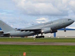 Luftwaffe Airbus