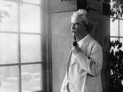 Mark Twain (Topical Press Agency / Hulton Archive / Getty)