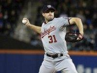 Max Scherzer Throws Second No-Hitter of Season