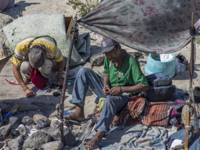 Homeless in Mexico