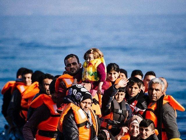 Migrants Greece Europe AFP