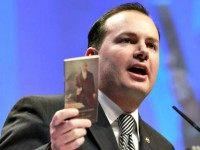 Mike Lee Constitution Alex Brandon AP
