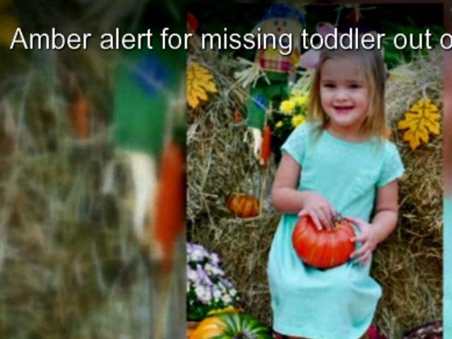 Missing Toddler Facebook