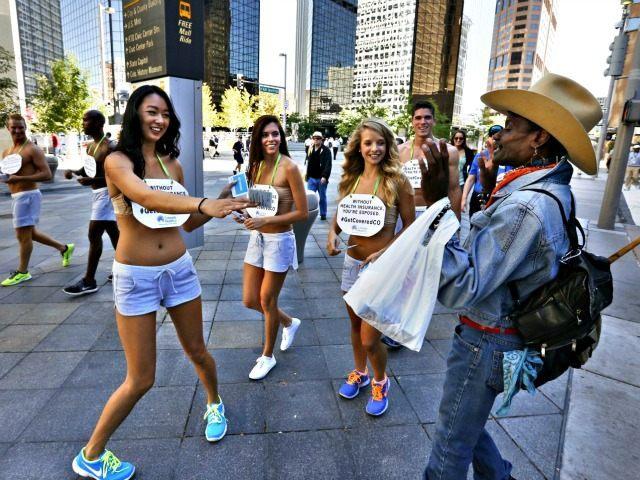 Models Colorado Health Co-op Brennan LinsleyAP