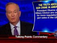 O'Reilly on Push for More Gun Control: 'Laws Cannot Stop Madness'