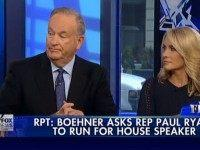 O'Reilly: Paul Ryan Should Be Speaker of the House