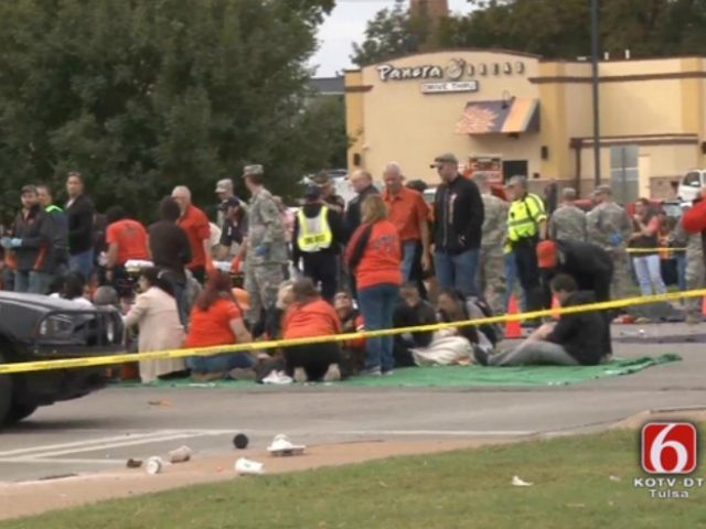 Oklahoma State Crash