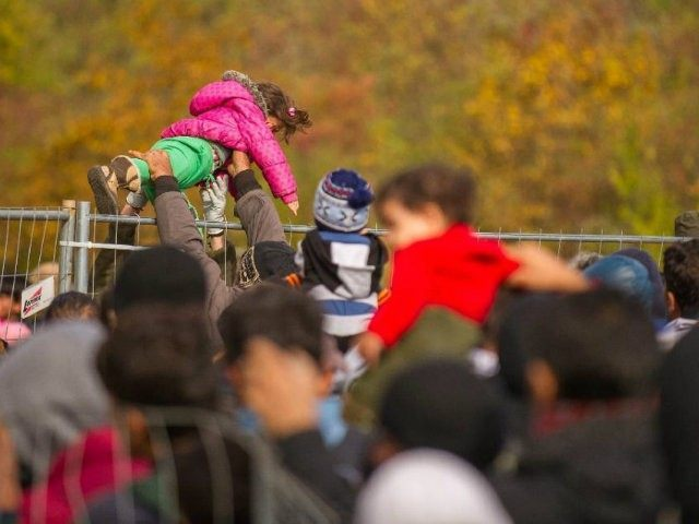 czech president migrant children