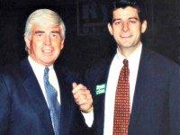 Paul Ryan with Jack Kemp AP PhotoCourtesy of the Ryan Family