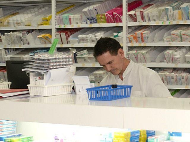Pharmacy Getty