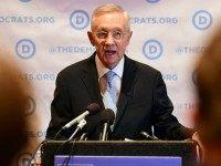 Harry Reid Slams Democrat Congresswoman Over Debate Snub