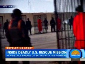 Rescued Hostages in Iraq ABC