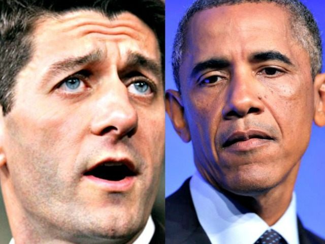 Ryan Disappoints Obama AP